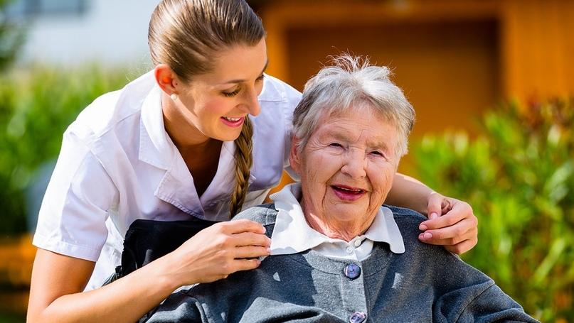 безопасность пожилого