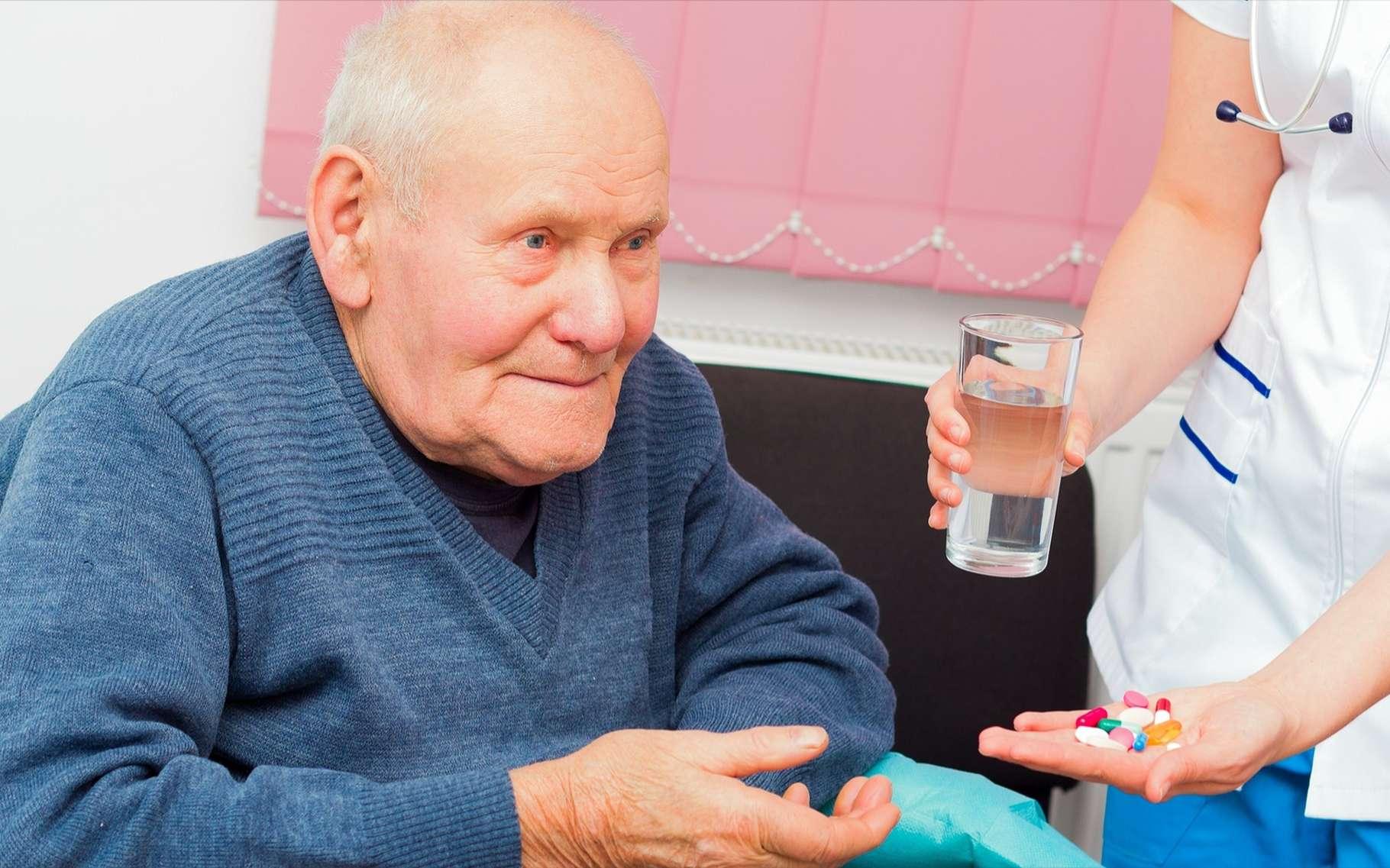 пансионат для пожилых больных Альцгеймера