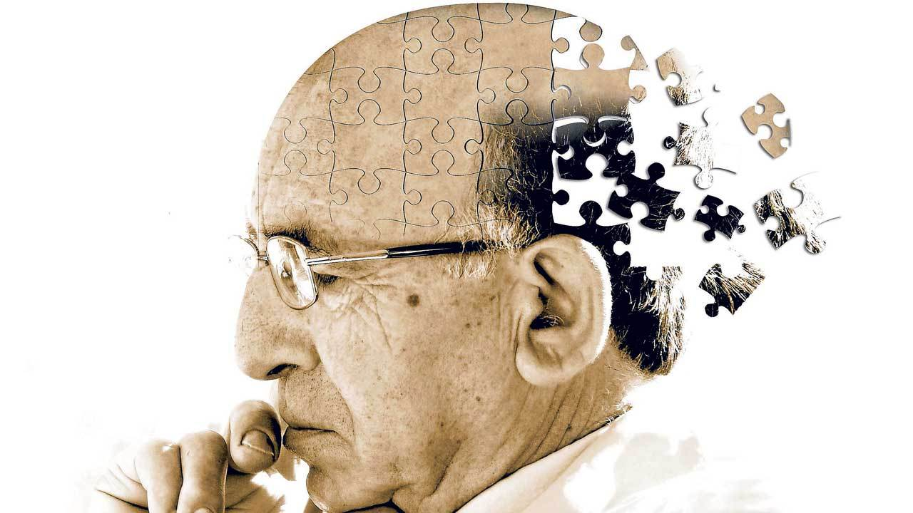 симптомы альцгеймера