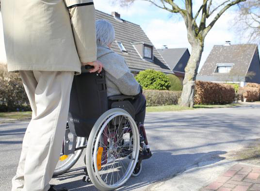 уход за колясочником
