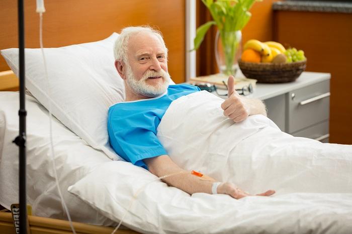 уход за лежачим пожилым