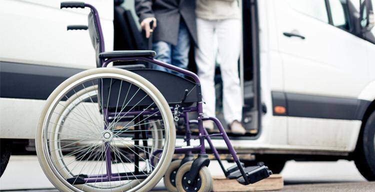 перевести инвалида