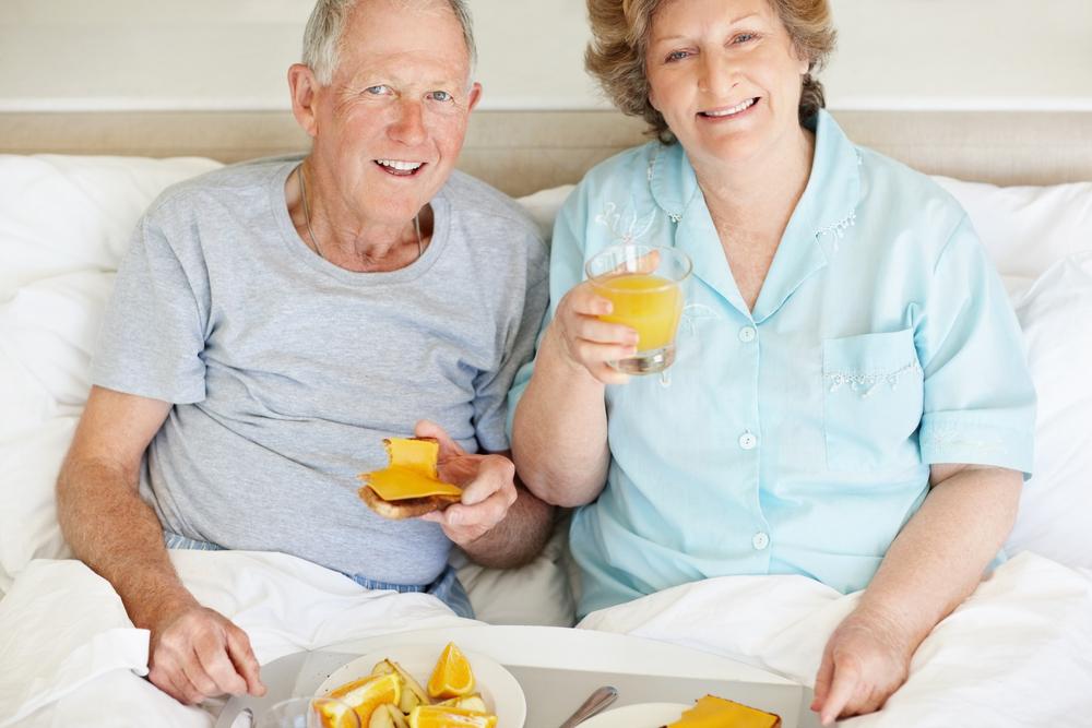 забота в старости