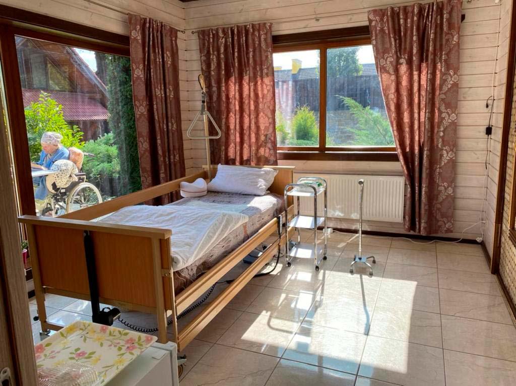 помещение дома для пожилых